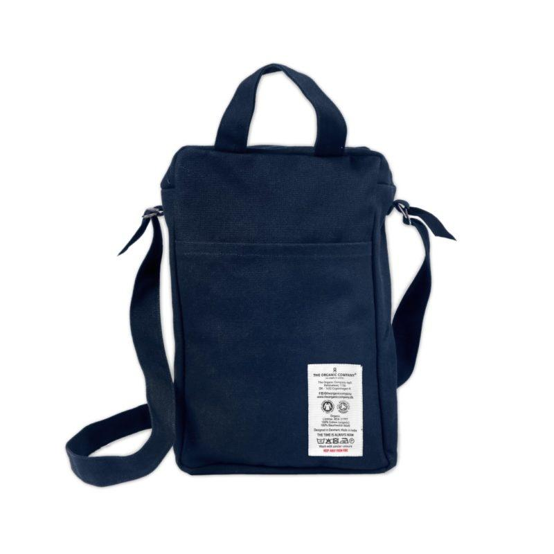 The Organic Company Care Bag Dark Blue