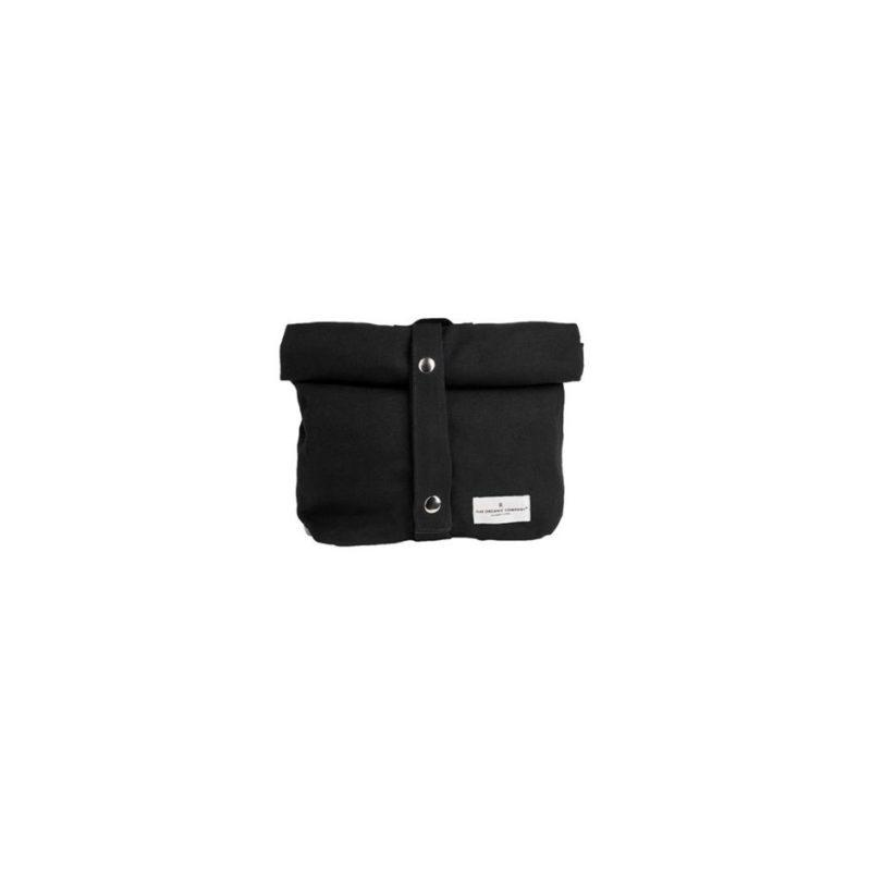 The Organic Company Lunch bag black