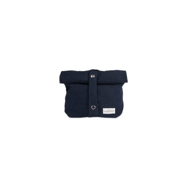 The Organic Company Lunch bag darkblue