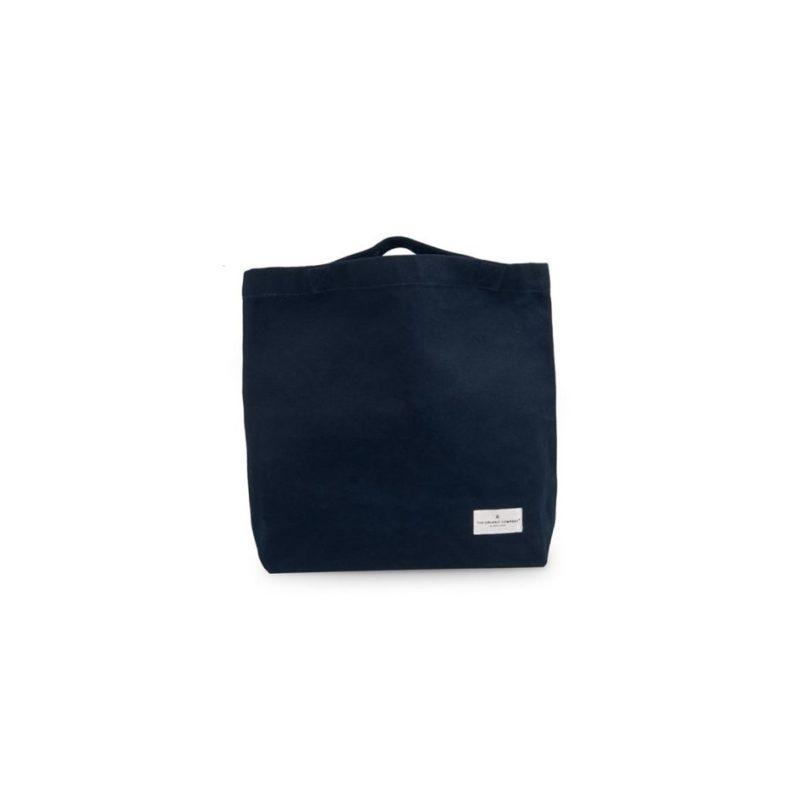 The Organic Company My Organic Bag Dark Blue