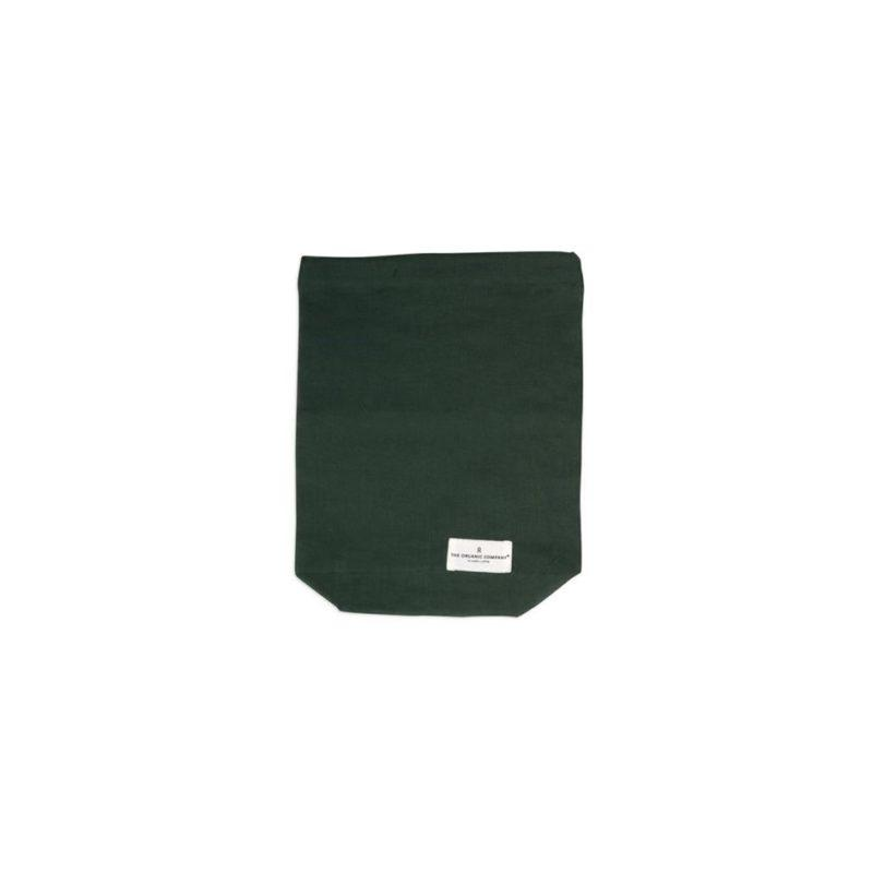 The Organic Company Food Bag small dark green