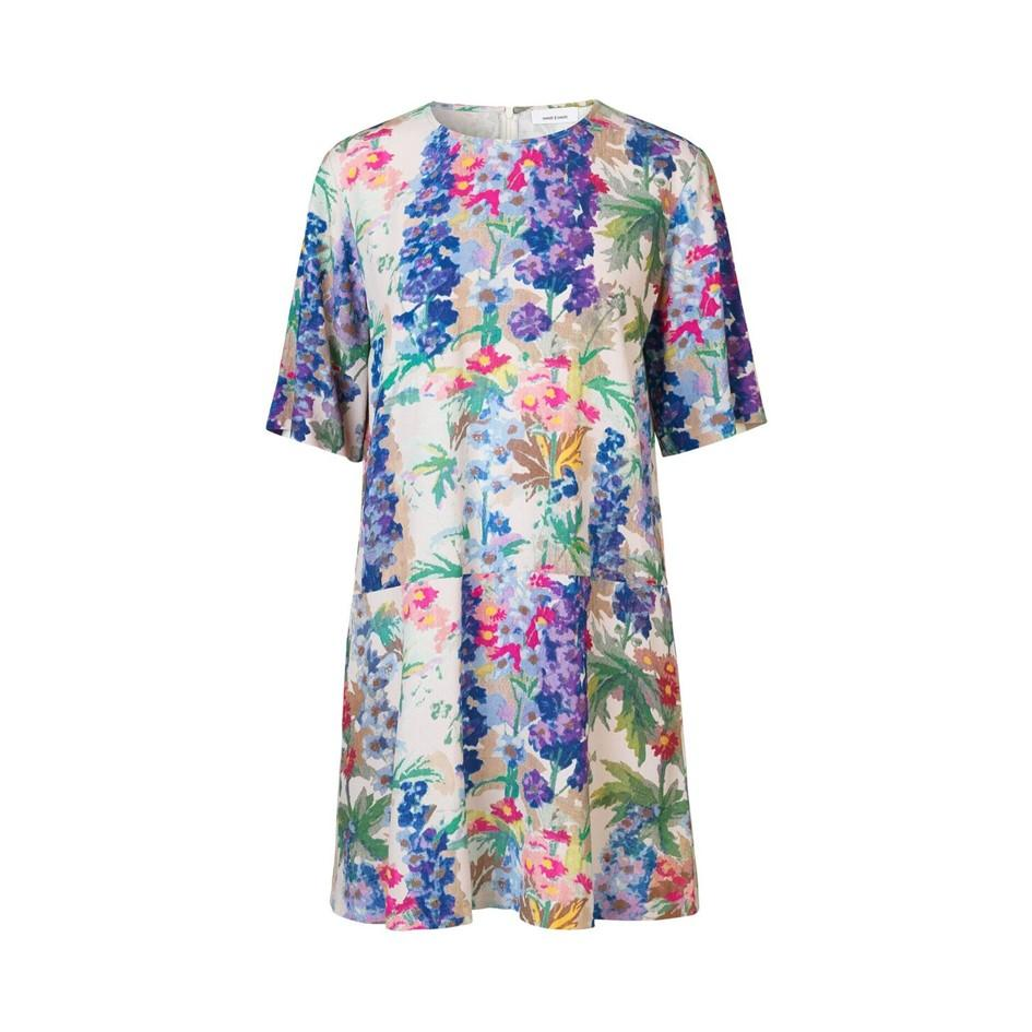 Samsoe samsoe Adelaide Dress aop