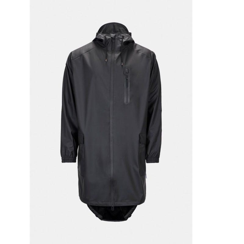 RAINS Parka Black Unisex