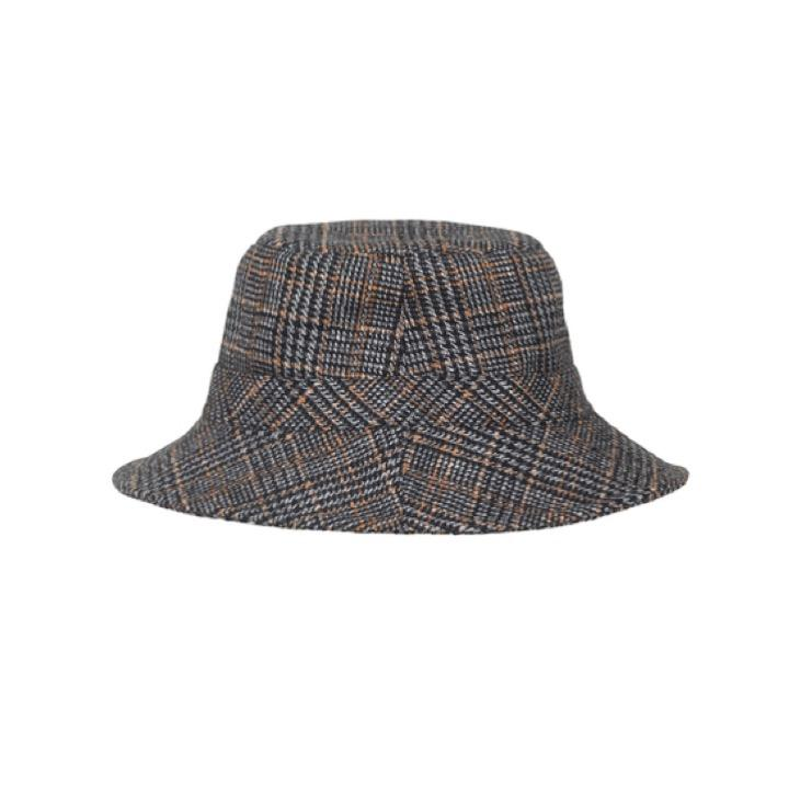 becksondergaard_check_hat_black