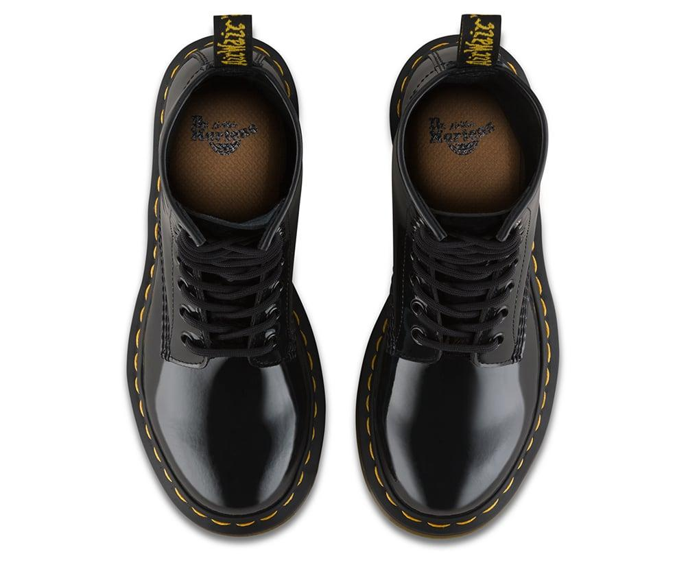 Dr Martens 1460 W Black Patent Leather