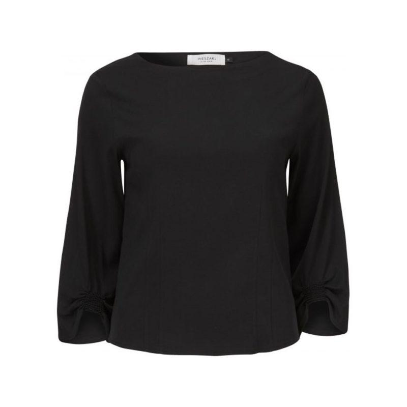 Pieszak Cina Blouse Black
