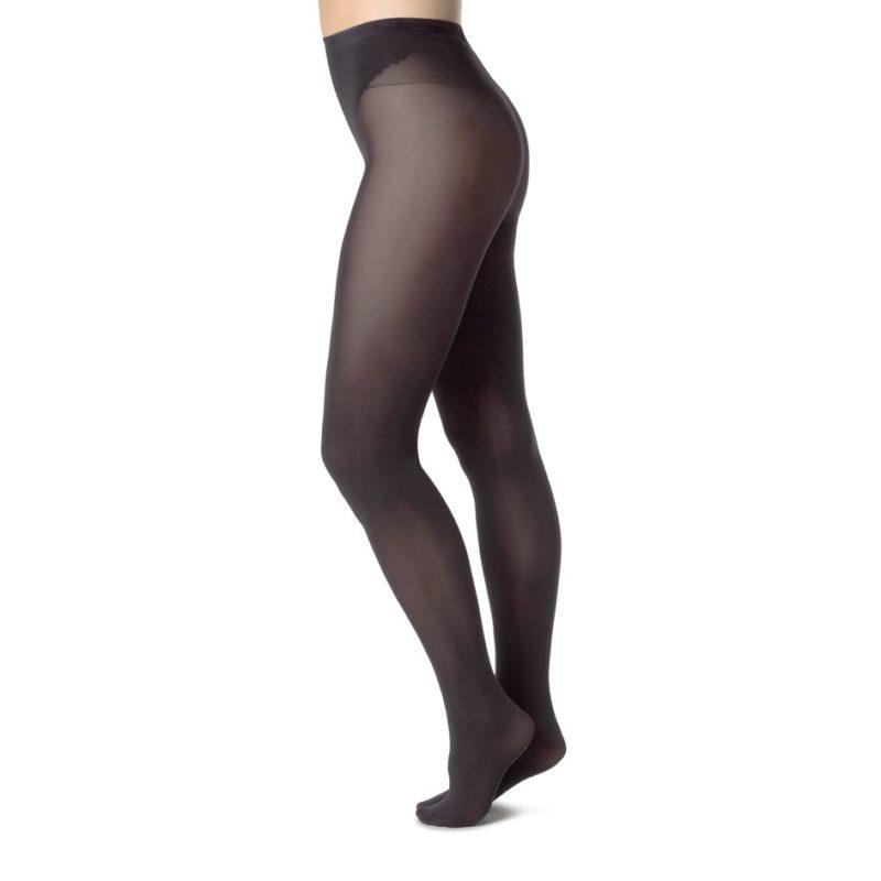 Swedish Stockings Elin Premium Tights Black