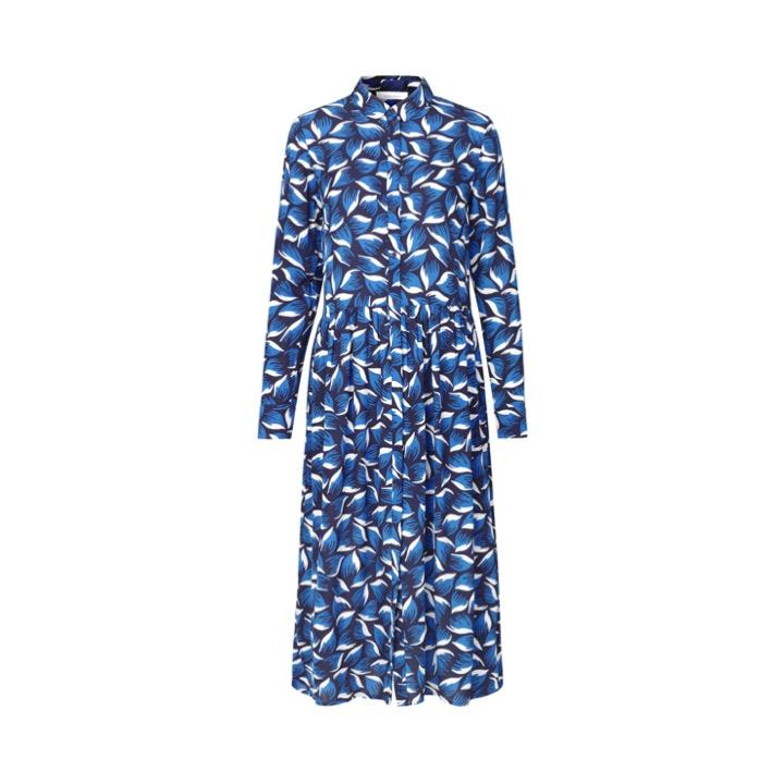 Samsoe & Samsoe Ursula Dress Leaf