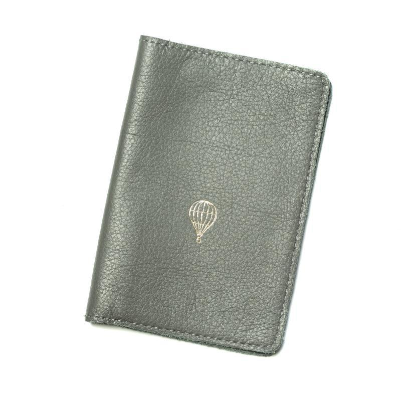 Gauhar passport cover graphite