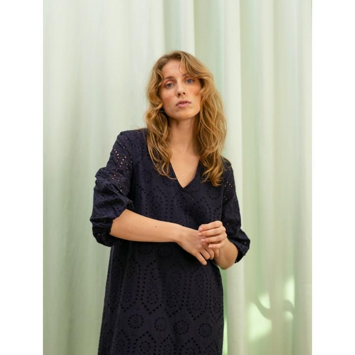 Anglaise Cecilie dress night sky – Cilla's